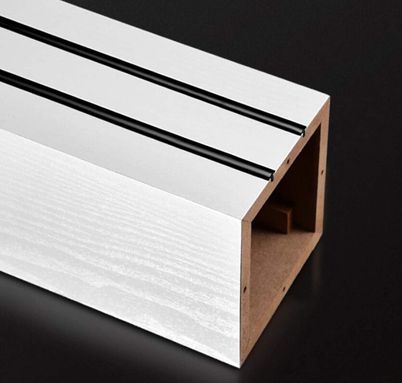 schwer und extrem robust Surround-Lautsprecher-Bodenst/änder aus wei/ßem Massivholz 15cm edel H/öhe 19-90 cm kann gew/ählt Werden TongNS1 High-End MDF Boxenst/änder Furnier