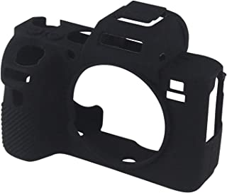 Toogoo Warehou ソフトシリコン外装スキンゴム保護カメラCa AlphaA72/A7S2/A7R2カメラ対応 (ブラック), ブラック, 73090A1