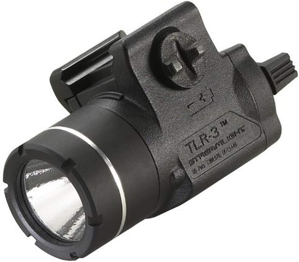 Streamlight 69220 TLR-3 Weapon Mounted Tactical Light