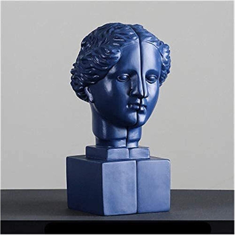 ZHANGPP Art Deco Bookend Nordic 100% quality warranty! Mythology Same day shipping Roman Goddess Style V