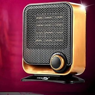 Yuan Dun'er Calefactor Aire Caliente Pared,Ventiladores de Calentador eléctrico de 220 V Mini PTC Calentador de Espacio Calentador eléctrico de Invierno Ventilador de Oficina en casa Baño de baño