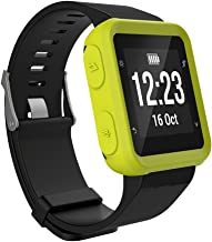 Fucung Silicone Skin Case Cover for Garmin Forerunner 35/Approach S20 Sport Smart Watch Replacement