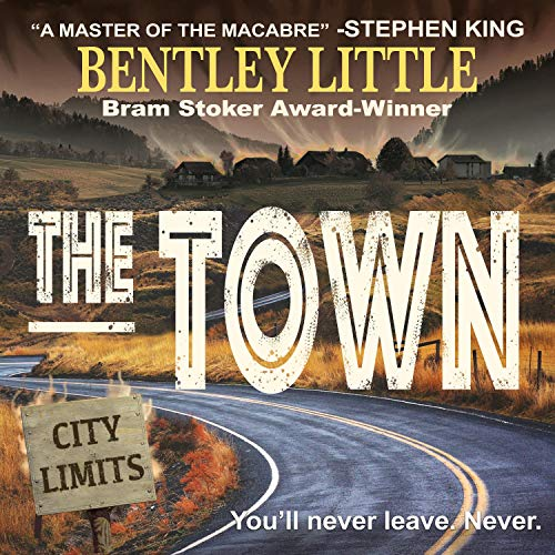 The Town  By  cover art