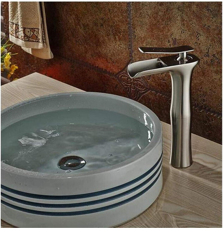Kitchen Bath Basin Sink Bathroom Taps Washbasin Mixer Washing Basin Faucet Brass Single Handle Ctzl1731