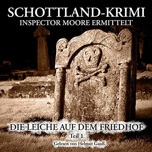 Die Leiche auf dem Friedhof 1 Titelbild