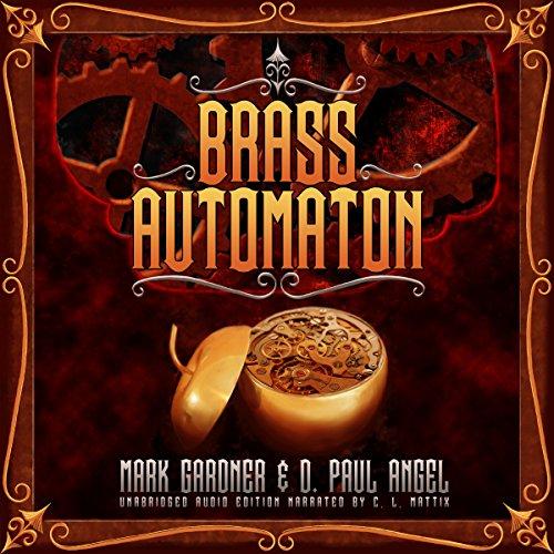 Brass Automaton audiobook cover art