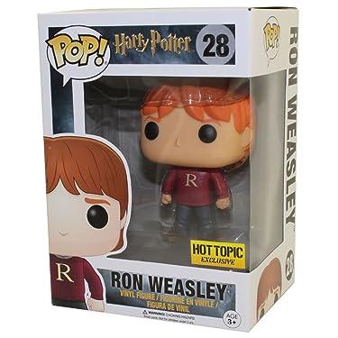 Funko POP Harry Potter: Ron Weasley Sweater Hot Topic Exclusive #28