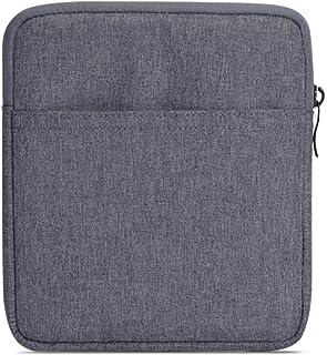 Kindle Oasis [7 polegadas] Bolsa de lona de cor sólida à prova d'água Capa resistente ao desgaste
