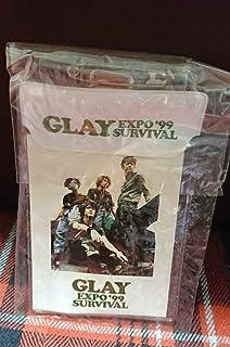 GLAY EXPO '99 SURVIVAL オリジナルパスケース ツアー