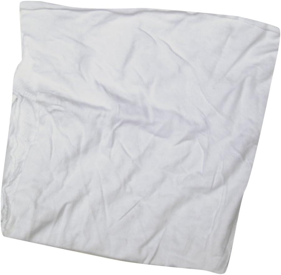 Trimaco 10860 latest Mixed supreme White 45lb Rags Knit Box