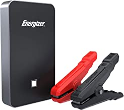 Energizer Heavy Duty Jump Starter 7500mAh with Built-in UL Lithium Battery - Portable Car Jumper and 2.4A Power Bank USB Charger