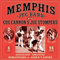 Memphis Jug Band with Gus Cannon's Jug Stompers (2005-04-19)