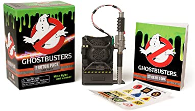 Ghostbusters: Proton Pack and Wand (Miniature Edition