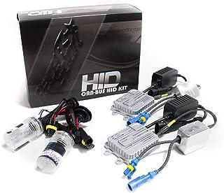Race Sport Lighting H13-6K-GEN6 H13 6K Gen6 Canbus HID SLIM Ballast 99% Plug-&-Play Kit