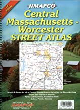 Central Massachusetts-Worcester Street Atlas