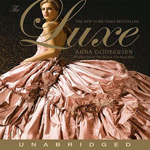 The Luxe audiobook cover art
