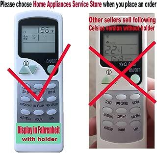 Replacement Air Conditioner Remote Control for Chigo Quietside Air-con ZHF/LW-15