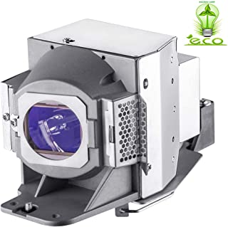 Angrox W1070 Projector Bulb for Benq W1070 W1080ST HT1075 HT1085ST Projector Replacement Bulb Lamp(with Housing)
