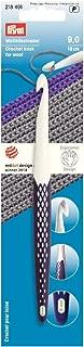 Prym 218491 Crochet hook for wool, ergonomic,9 mm, 18 cm