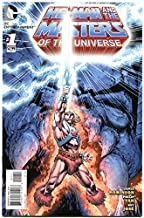 HE-MAN and the MASTERS of the UNIVERSE #1, NM-, Philip Tan, Sword, 2012, DC