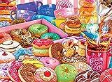 Buffalo Games - Donut Worry, Be Happy! - 1000 Piece Jigsaw Puzzle