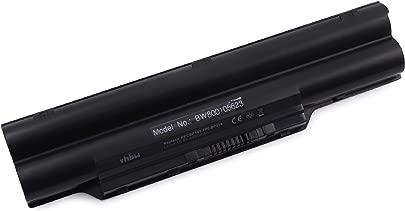 vhbw Akku 4400mAh 10 8V f r Notebook Laptop Fujitsu LifeBook S6310 S6311 S7111 S751 C S761 D S762 SH560 SH572 SH760 SH762 SH762 E TH550 Schätzpreis : 25,25 €