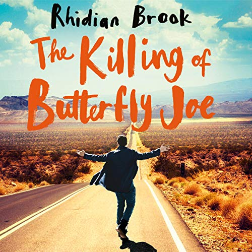 The Killing of Butterfly Joe cover art