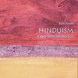 Hinduism: A Very Short Introduction Titelbild