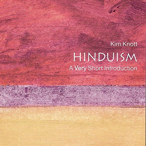 Hinduism: A Very Short Introduction cover art