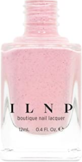 ILNP Sunday - Pastel Pink Speckled Nail Polish, Chip Resistant, 7-Free, Non-Toxic, Vegan, Cruelty Free, 12ml