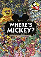 Where's Mickey?: A Disney search & find activity book