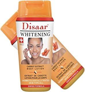 Whitening Body Lotion With Carrot Extract 250ml