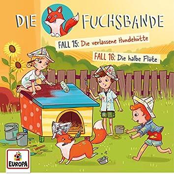 008/Fall 15: Die verlassene Hundehütte / Fall 16: Die halbe Flöte