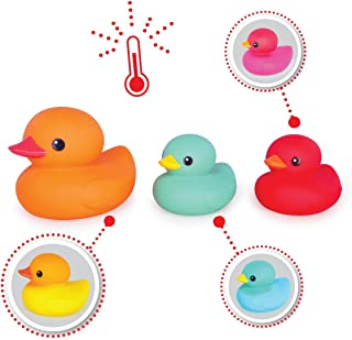 Tolo Splash Blushing Ducks Color Changing Children Toy (3 Piece)