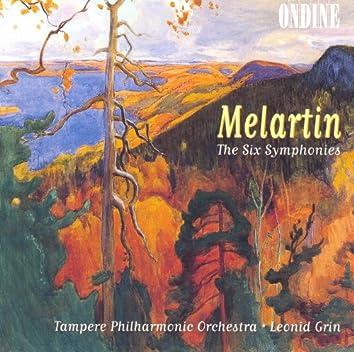 Melartin, E.: Symphonies Nos. 1-6