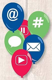 Best social media balloons Reviews