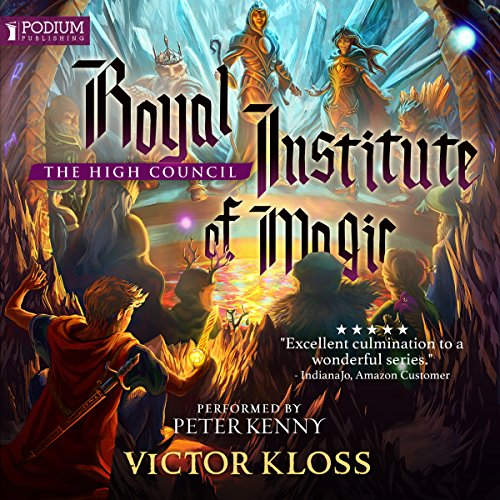 The High Council audiobook cover art