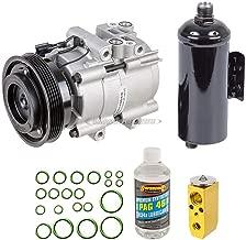 For Hyundai Sonata & Kia Optima AC Compressor w/A/C Repair Kit - BuyAutoParts 60-80287RK New