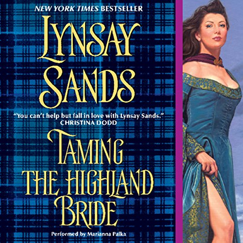 Taming the Highland Bride cover art