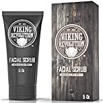 Viking Revolution Microdermabrasion Face Scrub for Men - Facial Cleanser for Skin Exfoliating, Deep Cleansing, Removing… 2