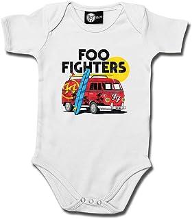 Metal-Kids FOO Fighters Van - Baby Body