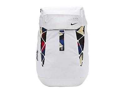 Nike Kyrie Backpack (White/Black) Backpack Bags