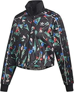 adidas Originals Women's Track Top Jacket, Multi, X-Large