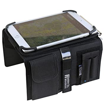Amazon.in: Buy Pilot Kneeboard with Aluminum Clipboard. Compatible with 7.9  inch Apple iPad Mini and Android Devices Similar in Size Online at Low  Prices in India   Crystal Pilot Reviews & Ratings