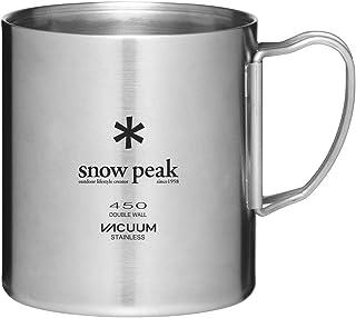 Snow Peak 450 MG-214 Stainless Steel Vacuum Mug