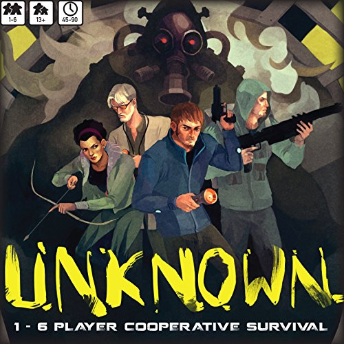 Rob and Dave Games Unknown, 1-6 Player Cooperative Survival