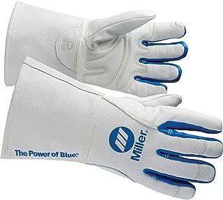 Miller 263333 Arc Armor Lined MIG Welding Glove, Large