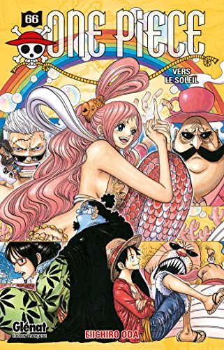 One Piece - Édition originale - Tome 66: Vers le soleil