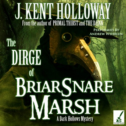 The Dirge of Briarsnare Marsh cover art