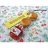 アルタ 小さなお菓子ストラップ2 ジャム&パン AT089920